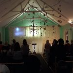Inside the Church - Carol Service (Evening)