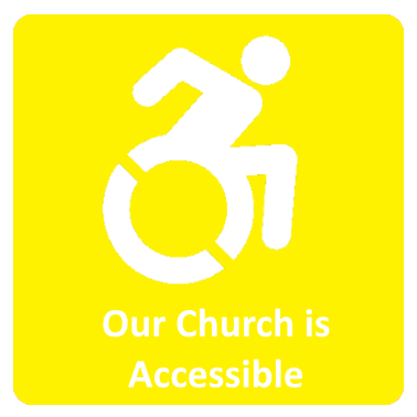 Our Church is Accessible
